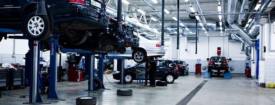 Виды технического ремонта авто