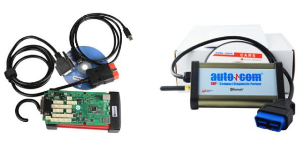 Аutocom cdp pro диагностический сканер