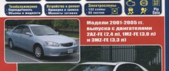 Инструкция по обслуживанию автомобиля