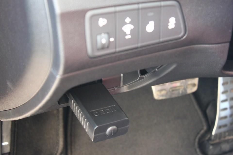 Диагностика автомобиля через obd2