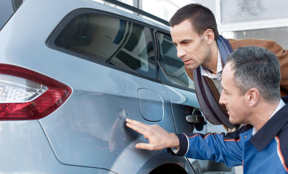 Осмотр авто перед покупкой