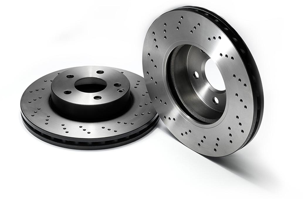 Тормозные диски - подробное описание