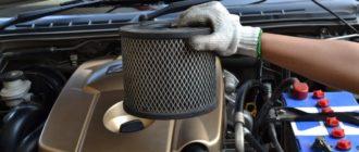 Как часто вы должны заменить воздушные и масляные фильтры?