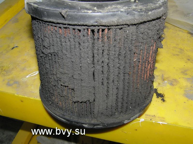 Воздушные и масляные фильтры: как часто нужна замена?