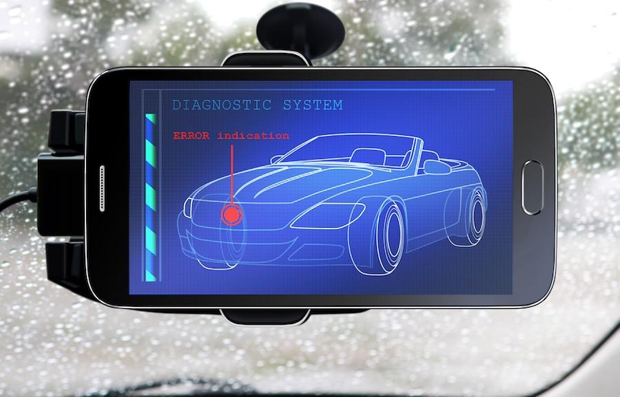 Диагностика автомобилей на андроид