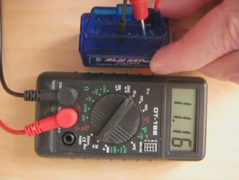 Проверяем K-line ELM327