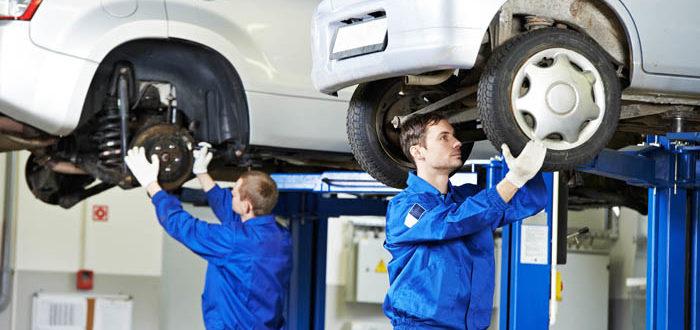 Технический ремонт авто