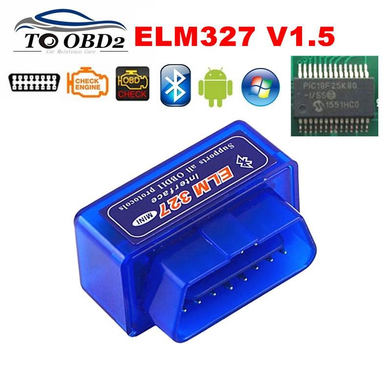 Протоколы elm327