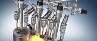 Диагностика бензиновых форсунок