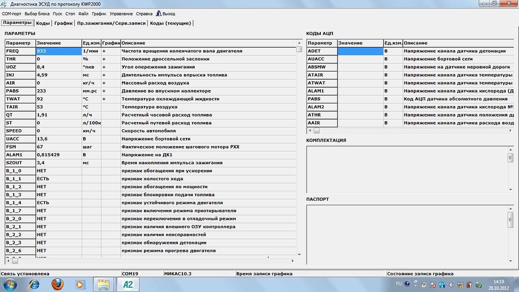 Программы диагностики через k-line